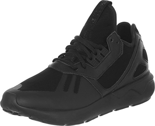 adidas Originals Womens Tubular Runner Trainers Core US10.5 Black