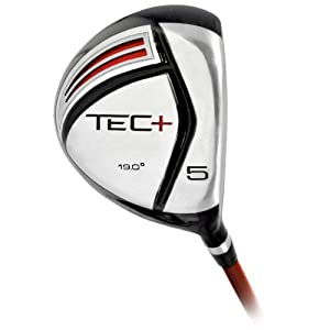 TEC Plus Low Profile Woods (Men's, Right-Handed)