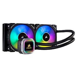 Corsair H100i RGB PLATINUM AIO Liquid CPU Cooler