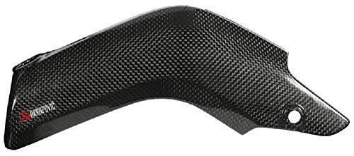 Akrapovic Carbon Heat Shield (Akrapovic Exhaust Heat Shield Carbon Fiber P-HSD12R1/A1)