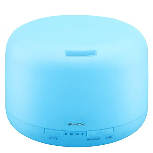 Essential GRANDTAU Aromatherapy Ultrasonic Humidifier