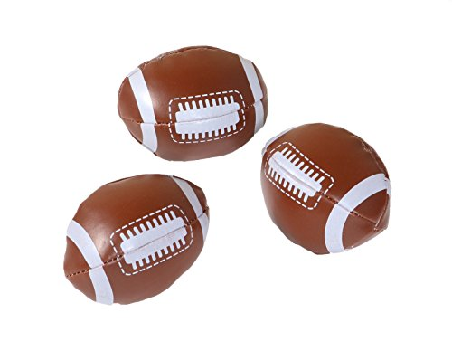 Soft Mini Footballs (12 pack)