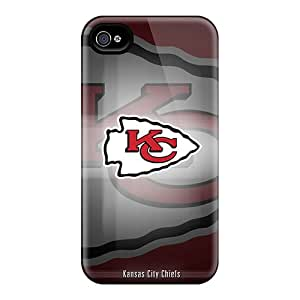 ErleneRobinson Iphone 6plus Shock Absorbent Cell-phone Hard Cover Allow Personal Design Vivid Kansas City Chiefs Series [sSn5441qyKP]