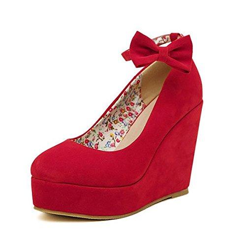 Waterproof solo zapatos zapatos de mujer