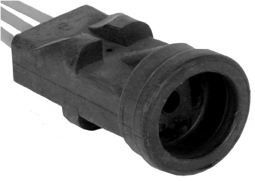 Oil Pressure Switch Connector - ACDelco PT139 GM Original Equipment 3-Way Female Black Engine Oil Pressure Switch Pigtail