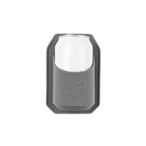 - Sudski - Bath & Shower Beer Holder - By 30 Watt (Grey)