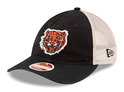 New Era Detroit Tigers MLB 9Twenty Cooperstown Frayed Twill 2