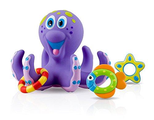 Nuby Octopus Bath Bathing Accessories