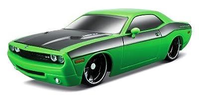 Maisto R/C 1:24 Dodge Challenger Concept | Computers