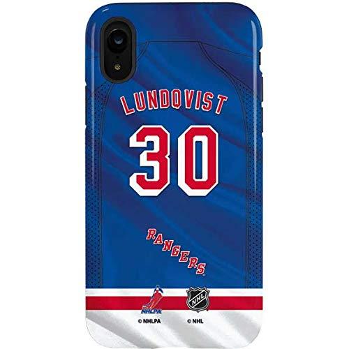 Amazon Com Skinit New York Rangers 30 Henrik Lundqvist Iphone Xr
