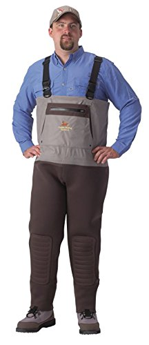 Caddis Hybrid Extreme Elements Stockingfoot Chest Wader, Large
