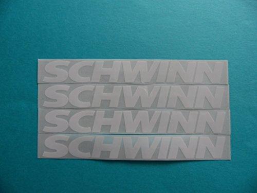 schwinn decals - 2