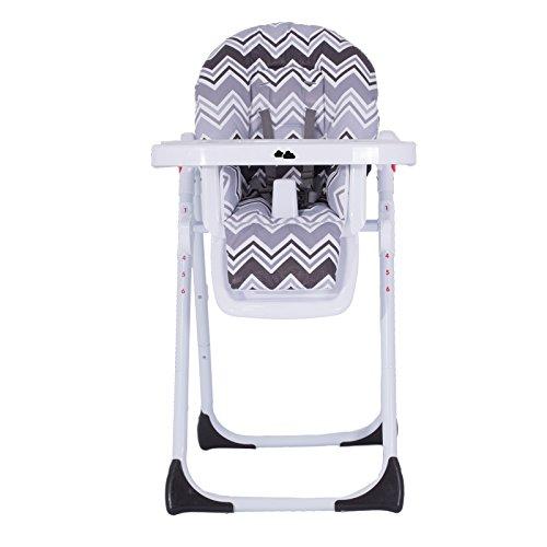 My Babiie MBHC8SFCC Soft Comfortable Highchair