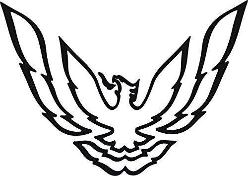 Pontiac Firebird Trans Am Pillar Decal Set (Set Pontiac Firebird)