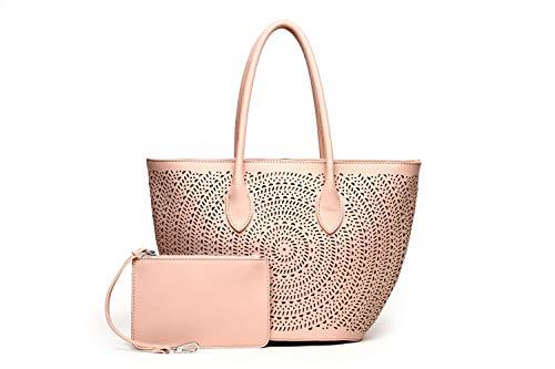 Porter Collezione Pour Sac Rosé À L'épaule Femme Alessandro qnnBv1Ow7X