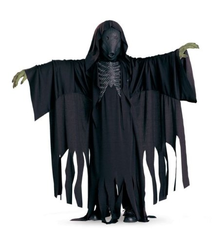[Harry Potter Dementor Child Costume] (Harry Potter Dementor Fancy Dress Costume)