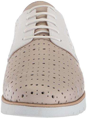Geox Lage Schoenen En Derby Schoenen, Kleur Beige, Merk, Model Lage Schoenen En Derby Schoenen D D Kookean Beige Wit-beige