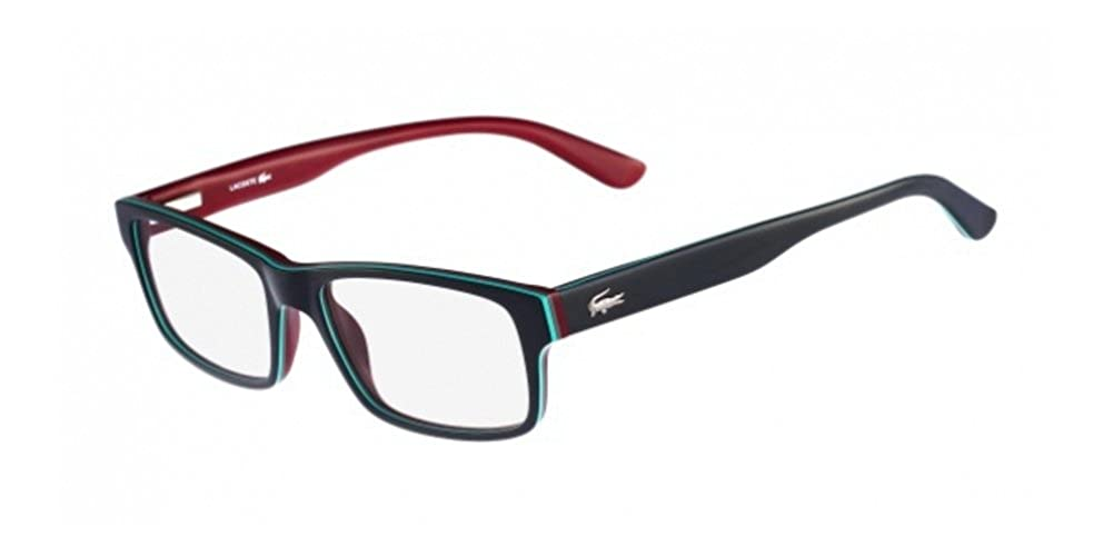 ccfb0647e2c Eyeglasses LACOSTE L 2705 315 GREEN WINE at Amazon Men s Clothing store