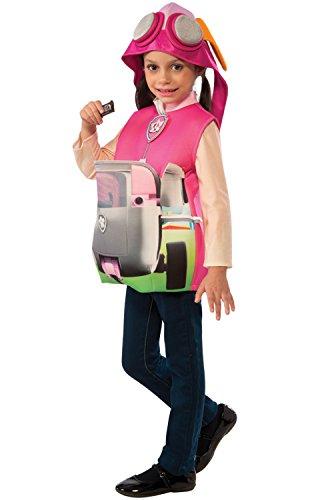 Girls Halloween Costume Ideas 2016 (Rubie's Costume Paw Patrol 3D Skye Child Costume, Small)