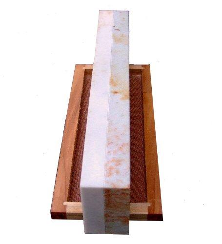 Combination Arkansas Stone (Arkansas Combination Sharpening Stone - Soft/Hard 10