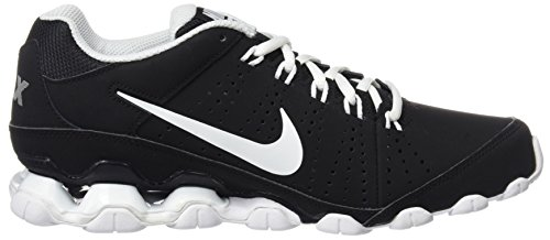 Blanco 9 UK Platinum 5 9 Shoes Men pr Tr Black Black Fitness Reax White white Plata NIKE s qPzx01n