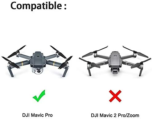 RLSOCO Funda de Transporte para el DJI Mavic Pro Drone / Platinum ...