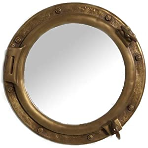 41umiMsNdYL._SS300_ 100+ Porthole Themed Mirrors For Nautical Homes For 2020