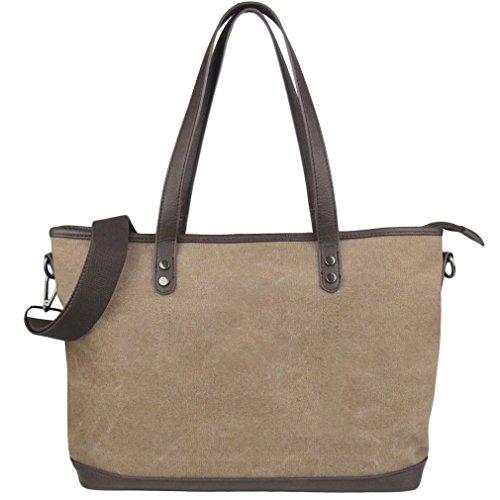 Zip Shopper Bag - 2