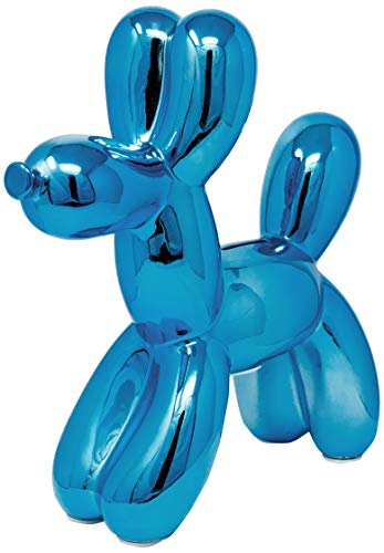 Interior Illusions Plus ii00389 Royal Blue Balloon Dog, 12