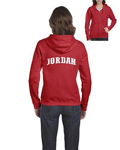 Ugo What To Do in Jordan Travel Guide Deals Amman Petra Map Jordanian Full-Zip Women's Hoodie