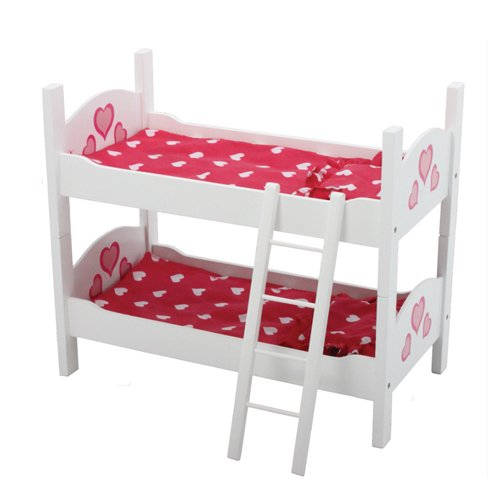 bunk bed for twin dolls fits 18 inch dolls in the uae see prices reviews and buy in dubai abu. Black Bedroom Furniture Sets. Home Design Ideas