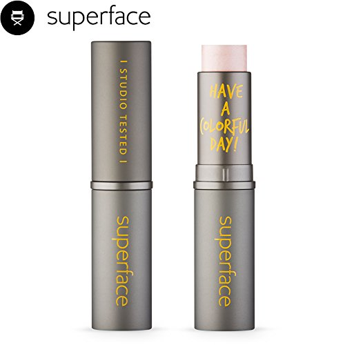 Makeup Highlighter Shadow Stick [Superface], Multi Contour Glowing Balm Blendable Cream Blush Bronzer - Be you tiful
