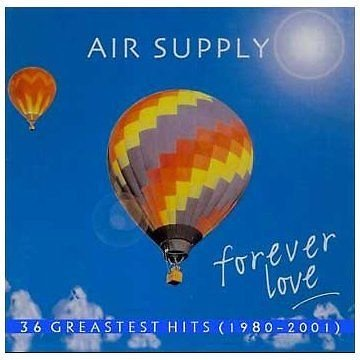 Original album cover of Air Supply : Forever Love (2CDs) (2003) by Air Supply