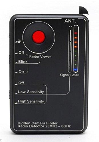 LawMate RD-10 Portable RF and Hidden Camera Detector