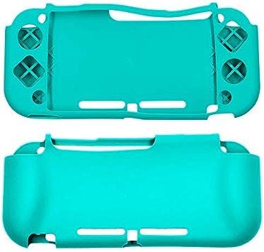 Carcasa de Silicona para Nintendo Switch Lite NS Lite Verde: Amazon.es: Electrónica