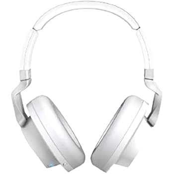 AKG K 845BT Bluetooth Wireless On-Ear Headphones, White