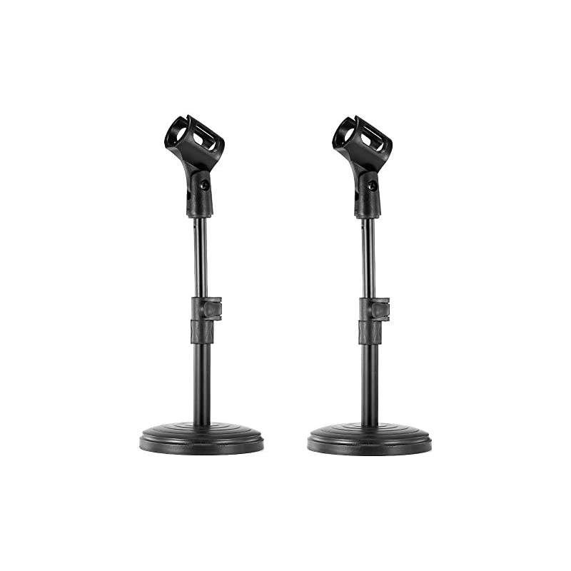Neewer® 2-Pack NW-(PC-02) Black Height A