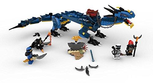 Lego 6212692 Ninjago Masters Of Spinjitzu Storm Bringer