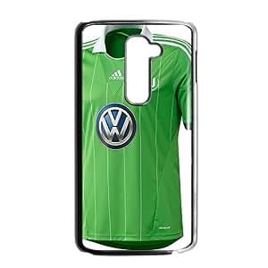 YYYT Bundesliga Pattern Hight Quality Protective Case for LG G2