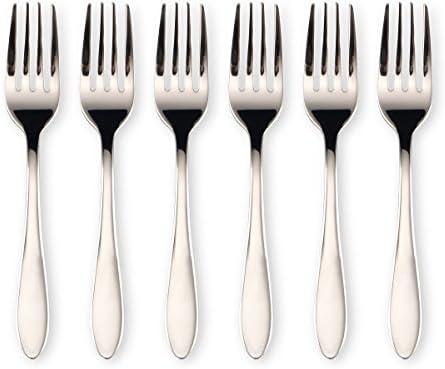 Juego de cubiertos de cuchillos, tenedores y cucharas de ...