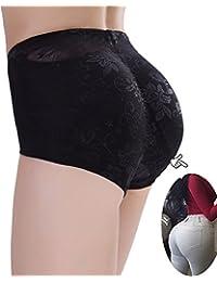 Womens Butt Lifter Padded Control Panties Body Shaper Enhancer Seamless Underwear