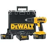 Dewalt DC970K-2R 18V Cordless 1/2 in. Adjustable Clutch Drill Driver Kit (Certified Refurbished)