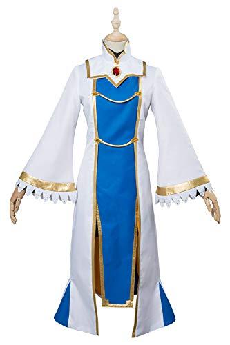 Sinastar Priestess Cosplay Costume Women Slayer Outfit Dress