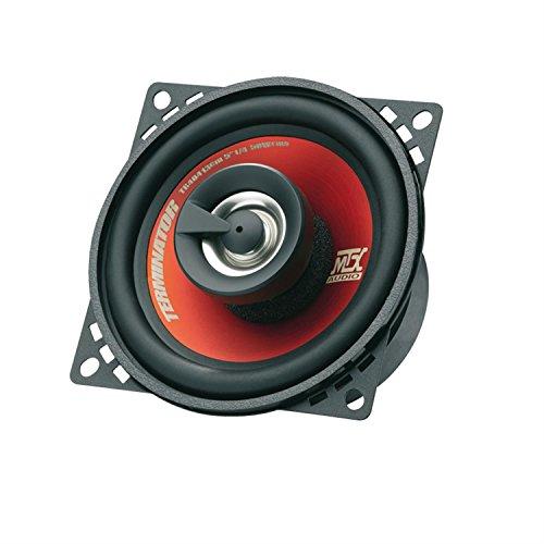 MTX TR404 2–Way Coaxial Loudspeaker 40 W RMS Car Speaker 10 CM