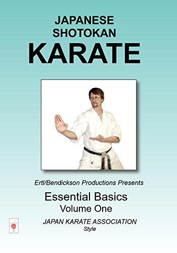 Shotokan Karate: Essential Basics, Volume One