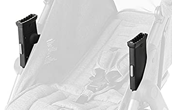 Amazon OXO Tot Cubby Stroller Car Seat Adaptor Compatible With