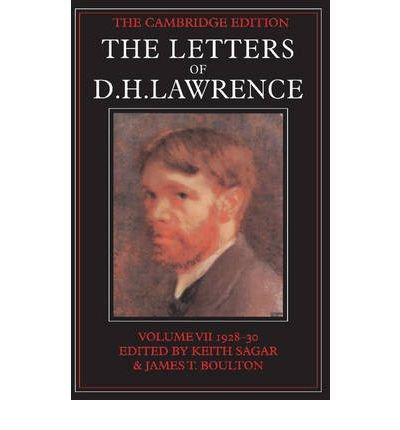 Download [(The Letters of D.H. Lawrence: November 1928-February 1930 v.7 )] [Author: D. H. Lawrence] [Jun-2002] pdf