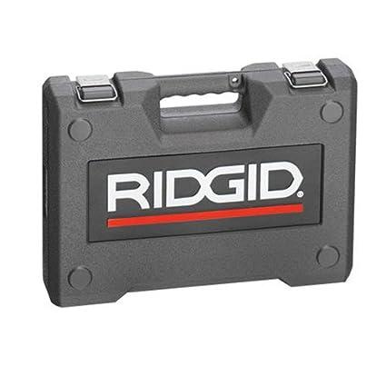 Ridgid 21218 Case, 11-R/12-R Plastic