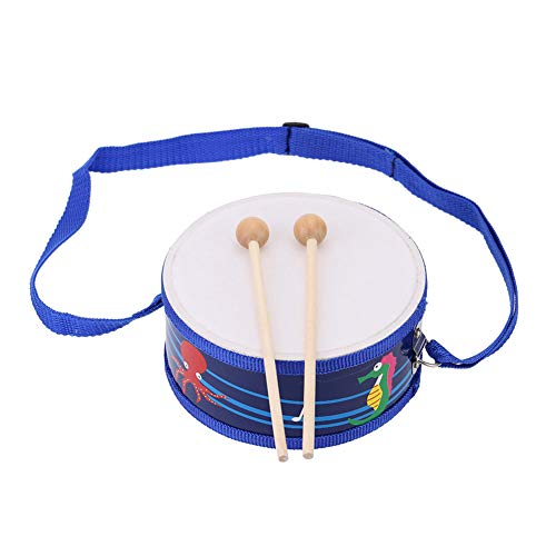 nny Cartoon Snare Drum Percussion Instrument Educational Musical Gift ()