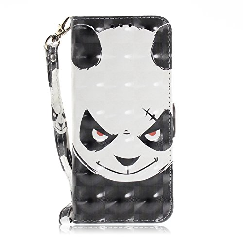 3D Etui Portefeuille T Huawei Chreey Effet Cas de Lite P20 Motif Coque YfqY6